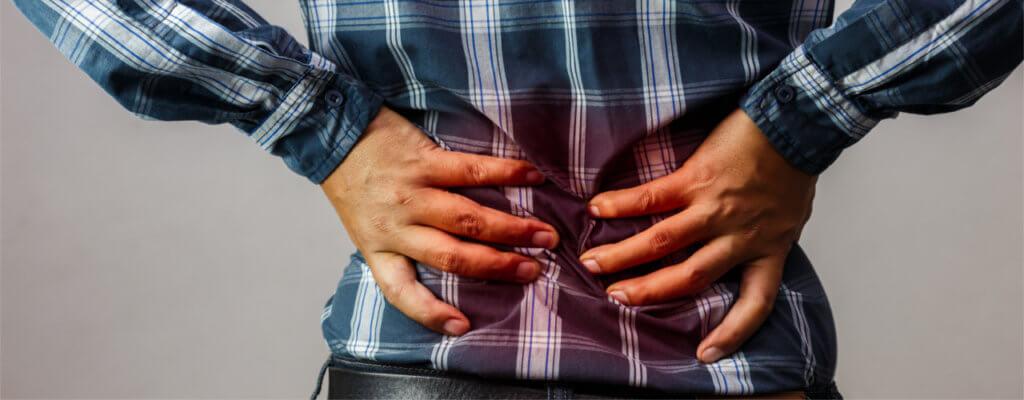 back pain ahpc