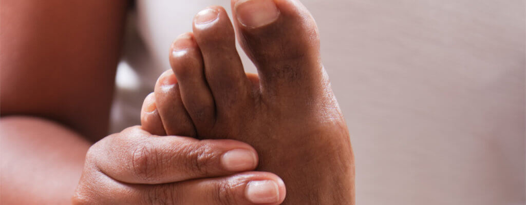 foot pain ahpc